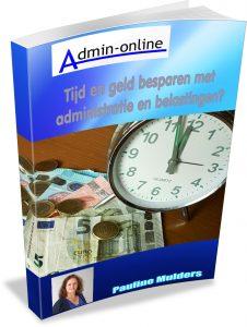 Gratis ebook: Geld en tijd besparen met administratie en belastingen