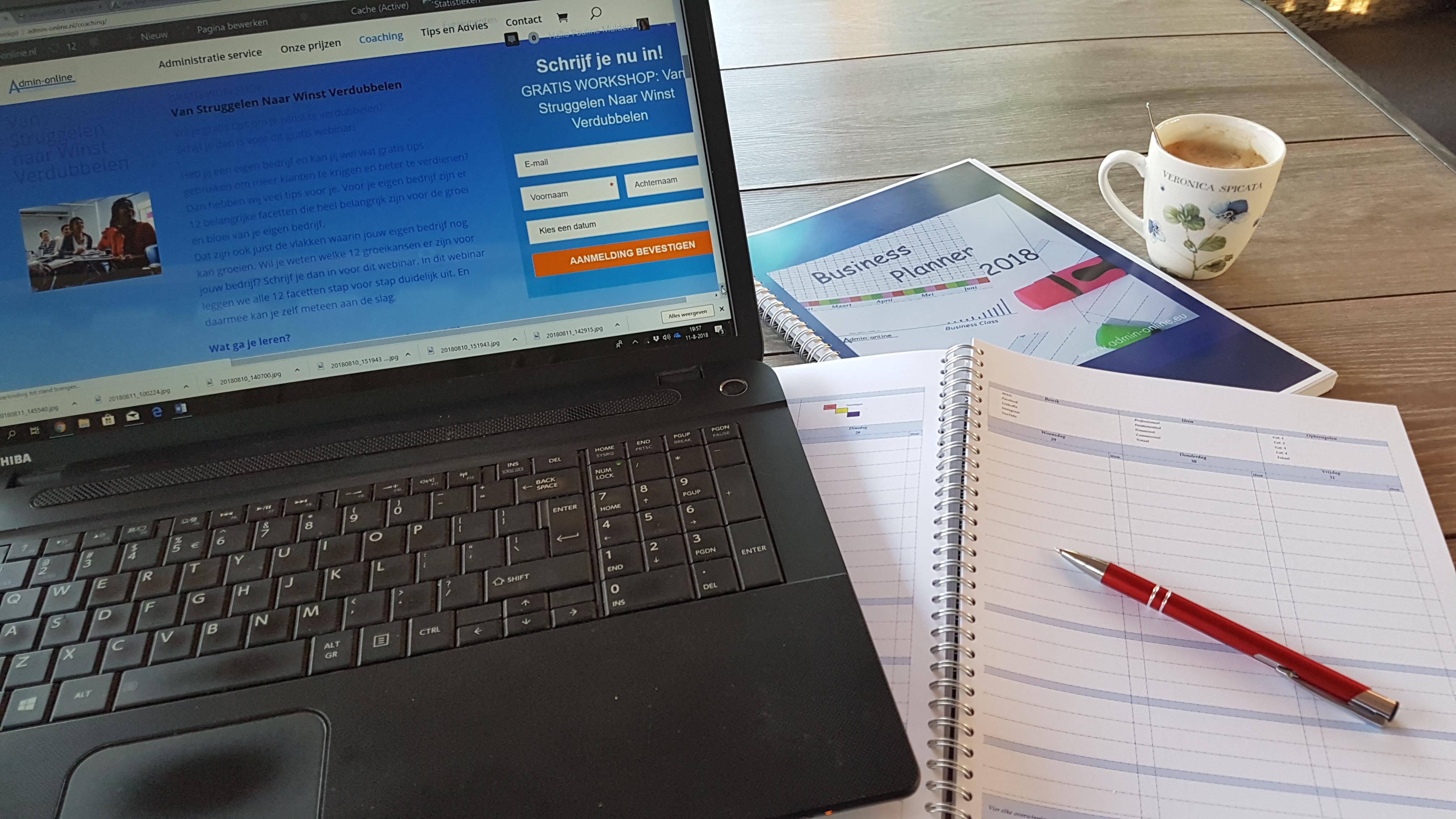 Gratis online workshop: 12 groeikansen voor de ZZP-er
