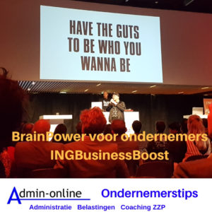 Have the guts to be who you wanna be #BrainPower