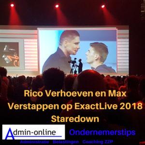 Rico en Max: Staredown, Intimideer je tegenstander