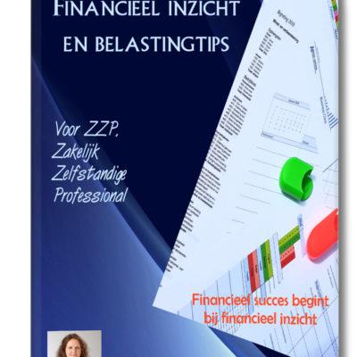 Digitaal boek:  Financieel inzicht en belastingtips voor ZZP