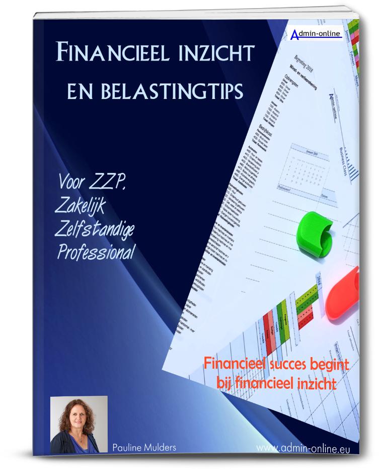 Financieel inzicht en belastingtips voor ZZP