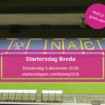 startersdagen Breda in NAC stadion