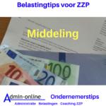 belastingtip middeling
