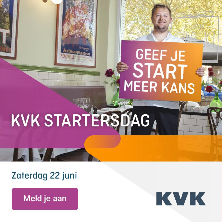 Startersdag 22 juni in Eindhoven. Kom jij ook?