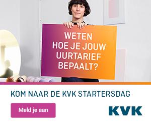 Wil jij ondernemerstips? Kom ze halen in onze stand op 2 november in Rotterdam