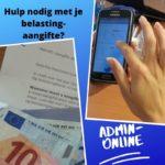 Admin-online hulp belastingaangifte
