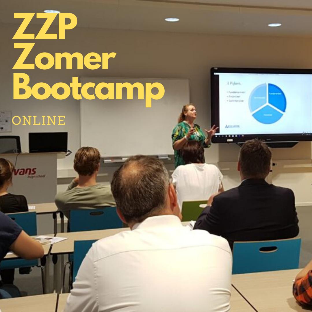 ZZP Zomer Bootcamp